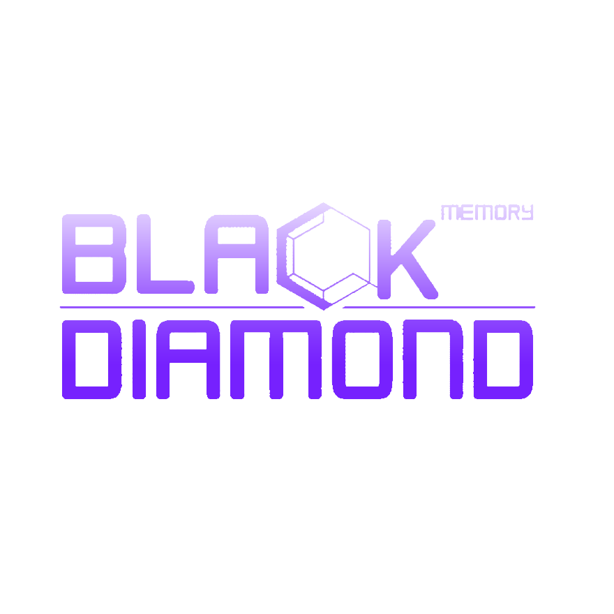 Black Diamond Memory Logo